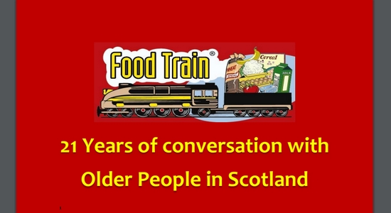 Food Train 21 Years Report