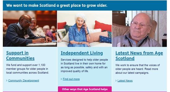 Age UK Scotland