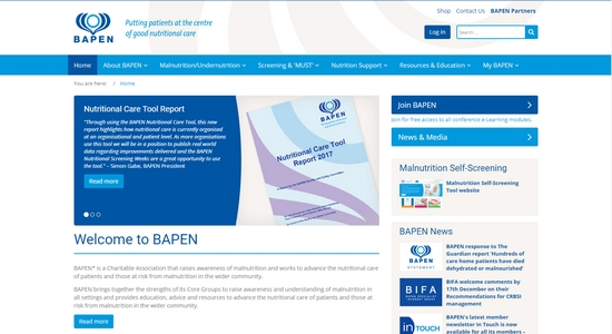 British Association for Parenteral and Enteral Nutrition