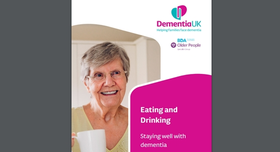 Dementia UK: Eating and Drinking