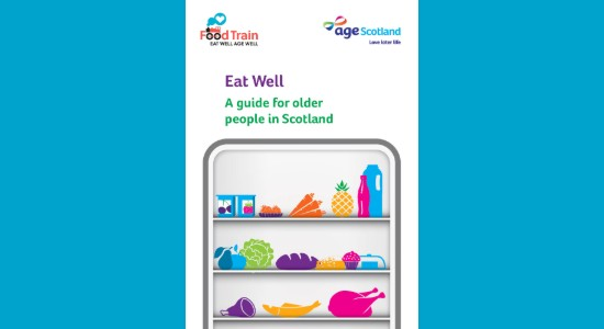 Eat Well � A Guide for Older People in Scotland