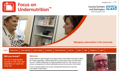 Focus on Undernutrition