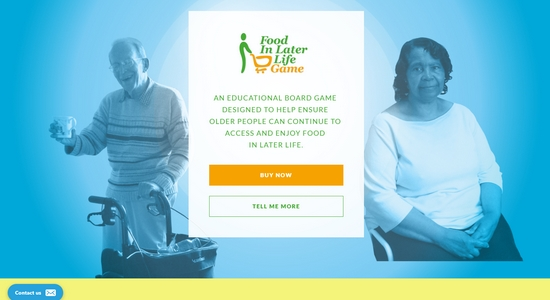 Food in Later Life Game