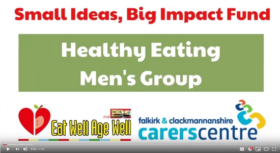 Healthy Eating Mens Group