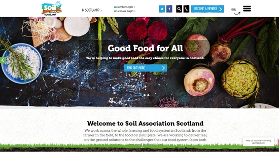 Soil Association Scotland