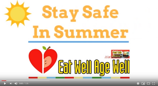 Stay Safe in Summer