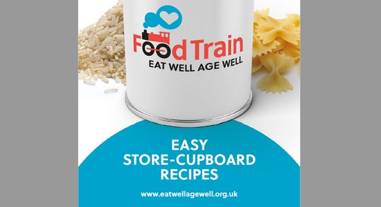 Easy Store Cupboard Recipe Book